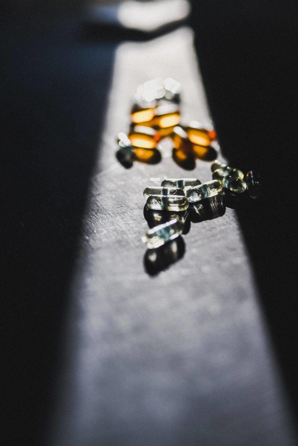 HEALTH BENEFITS OF VITAMIN E SUPPLEMENT
